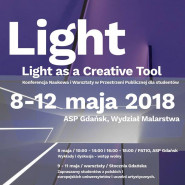 Light as a Creative Tool | conference & workshop