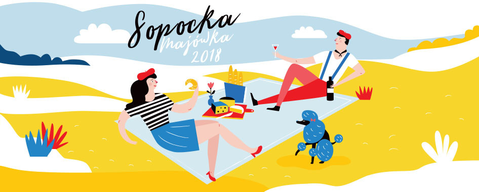Майские праздники в Сопоте, 27 апреля - 6 мая 2018
