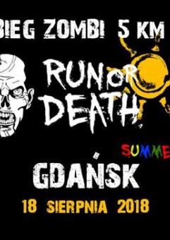 Bieg Zombie - Run Or Death Summer