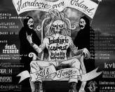HOP 2018 Tour: Inkwizycja,The Corpse,Dziady Borowe,Death Crusade