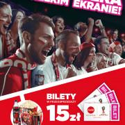FIFA 2018: Polska - Kolumbia w Multikino Gdynia (24.06)