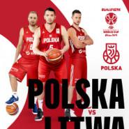 Mecz kwalifikacji do Mistrzostw Świata 2019: Polska - Litwa