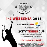 3 City Tennis Cup - turniej tenisa dla amatorów