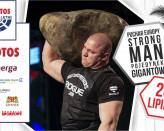 Puchar Europy Strong Man: Pojedynek Gigantów
