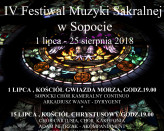 IV Festiwal Muzyki Sakralnej w Sopocie