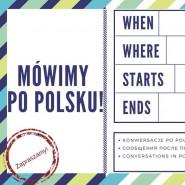 Mówimy po polsku - warsztaty językowe