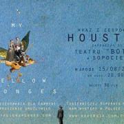 Koncerty My Fellow Sponges i Houston w Teatrze Boto (15.08)