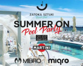 Summer On Pool Party by Martini