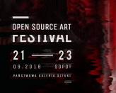 OSA - Open Source Art Festival 2018