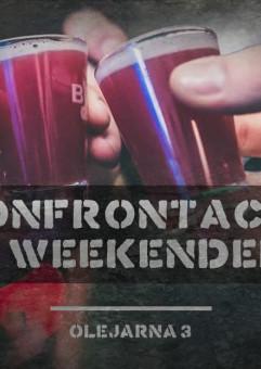 Konfrontacja z weekendem / Komar & Stevens