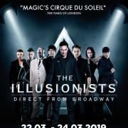 Zaproszenia na Iluzjonistów prosto z Broadwayu