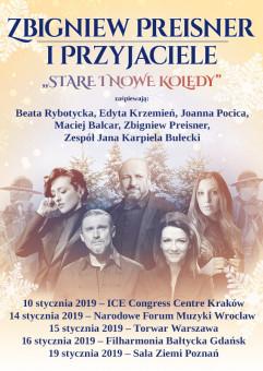 Zbigniew Preisner i Przyjaciele. Stare i nowe kolędy - ODWOŁANY