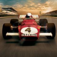 Wystawa na ekranie: Ferrari 312B - reportaż