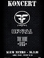 Fosfor / Revival / The Ride Back