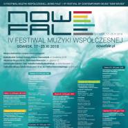 IV Festiwal Muzyki Współczesnej Nowe Fale