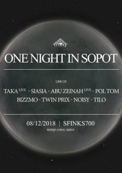 One Night In Sopot. Taka / Siasia / Abu Zeinah