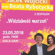 Jacek Wójcicki i Beata Rybotycka - Widzialność marzeń