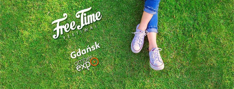 FREE TIME FESTIWAL, Гданьск, 6-7 апреля