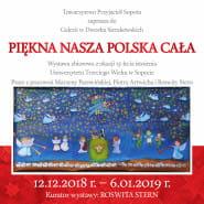 Piękna nasza Polska cała - wernisaż