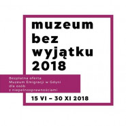 Wspólnie na Polskiej 1. Finał Muzeum Bez Wyjątku 2018