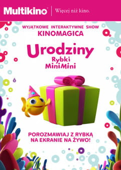 KinoMagica: Urodziny Rybki MiniMini