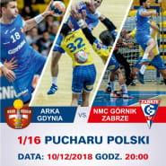 Arka Gdynia - NMC Górnik Zabrze