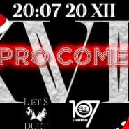L et S DUET Impro XVII - Opowieść Wigilijna