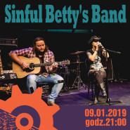 Sinful Betty's Band