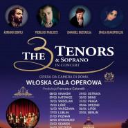 The 3 Tenors & Soprano - ZMIANA TERMINU