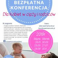 Konferencja dla Kobiet w ciąży, rodziców