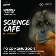Po co komu ZOO - Science Cafe