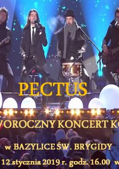 Pectus - Noworoczny koncert kolęd