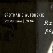 Piotr Paziński - spotkanie autorskie