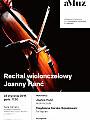 Recital wiolonczelowy Joanny Hanć