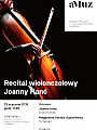 Recital wiolonczelowy Joanny Hanć / aMuz