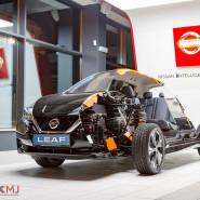 Nissan Leaf bez tajemnic