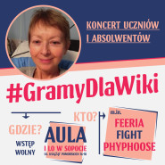 #GramyDlaWiki - koncert charytatywny