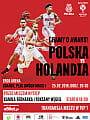 Koszykówka: Polska - Holandia