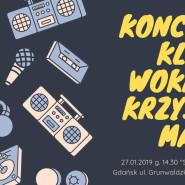 Koncert uczniow klasy wokalu Krzysztofa Majdy