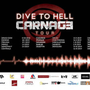 Carnage / Driller / Dead Saint's Bixxx / Piołun
