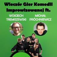 No i fajnie - Gry Impro ft. Tremiszewski i Próchniewicz + Open Dżem
