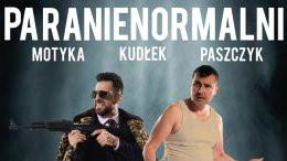 Bilety na kabaret Paranienormalni