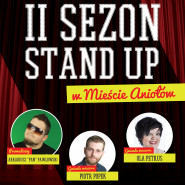 Stand-up: Ola Petrus & Piotr Popek