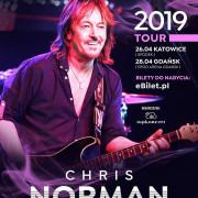 Bilety na koncert Chrisa Normana