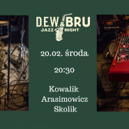 DEW & BRU Jazz Night