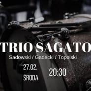 Jazz nocą - trio SaGaTo