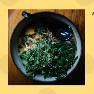 Warsztat Kulinarny - wegan ramen, kuchnia japońska
