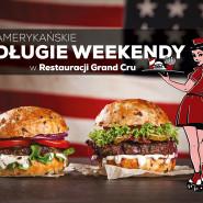 Amerykański Długi Weekend w Restauracji Grand Cru