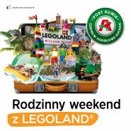 Rodzinny weekend z Legoland