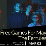 Free Games for May | The Ferrules